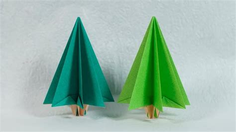 step by step christmas tree oragami wiki with pics easy origami tree tutorial henry phạm origami origami