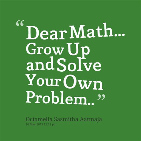 math sayings math quotes and sayings quotesgram