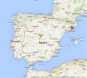 Barcelona Spain Map by Gallery For Gt Barcelona Spain Map