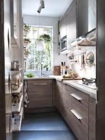 Ikea Kitchen Design For A Small Space De 100 Fotos De Cocinas Peque 241 As Modernas De 2017