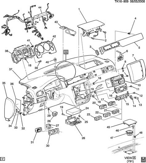 gm oem parts diagram gm vehicles headl switch with interior dimmer w o