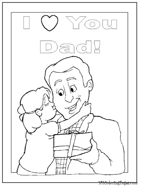 coloring pages for your dad coloring pages for dad s birthday top coloring pages
