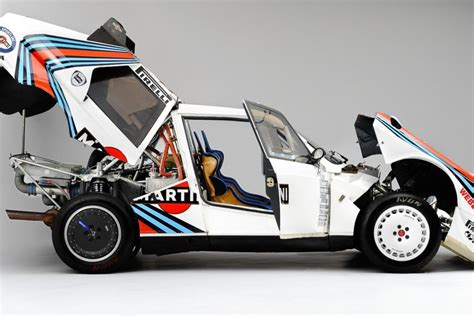 lancia delta s4 b wrc car for sale bull