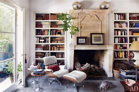 eclectic home designs книжные полки в интерьере design club