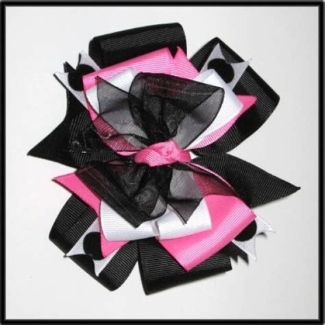 learn how to make bows free hair bow tutorial and video free hair bows instructions hairstylegalleries com