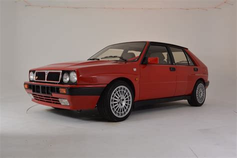 Lancia Delta Rally Rally Bred Lancia Delta Hf Integrale Needs A New Driver