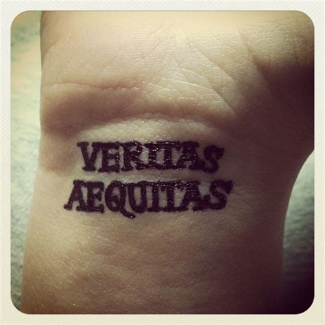 latin tattoo boondock saints me drawing on myself again boondock saints veritas