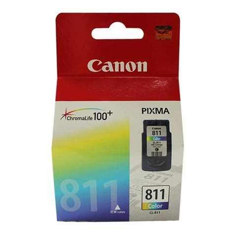 Canon Ink Cartridge Cl 811 Colour canon cl 811 color ink for sale inks