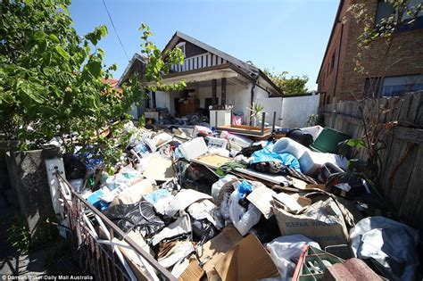 we buy junk houses new owners of infamous bondi hoarders house will need to evict the bobolas family