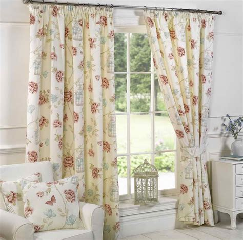 shabby chic drapes curtains shabby chic curtains for those who love the classic stuff