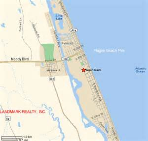 flagler florida map