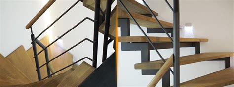 edelstahlgeländer für außentreppen metalltreppe au 223 en design