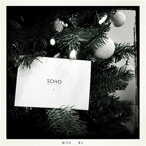 Hair Masters Gift Card - soho hair sojourn holiday gift bags who s on your list this year