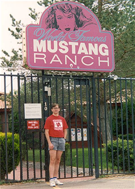 where is the mustang ranch peller mustang ranch
