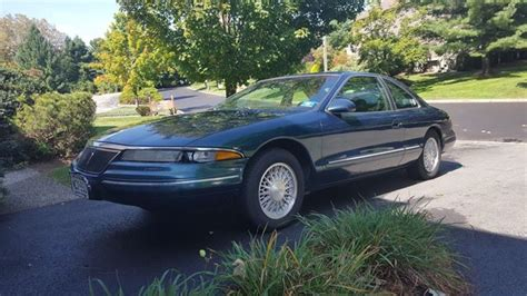 1993 lincoln mark viii for sale mahwah new jersey