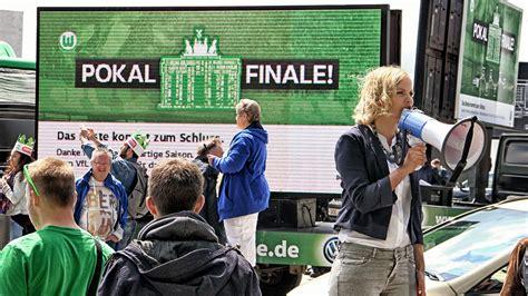 dfb pokal finale wann volkswagen quot dfb pokal finale quot promotion pos creative media