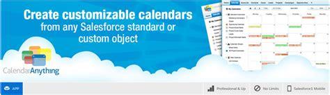 Calendar Anything Calendar Anything Salesforce 1 Calendar
