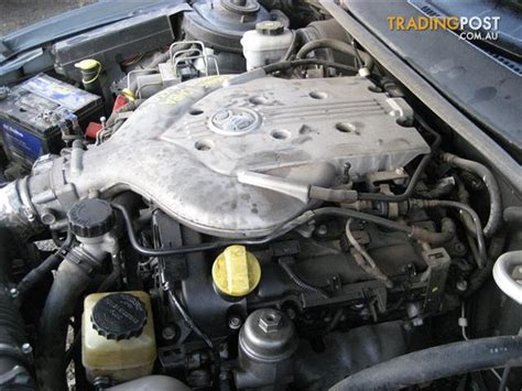 vz commodore 3 6lt alloy tech engine for sale in
