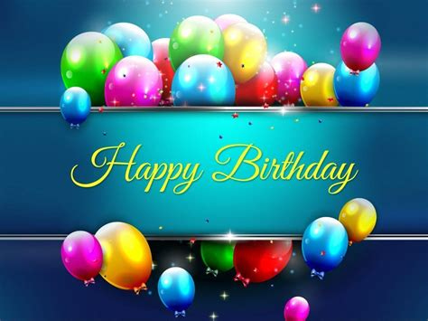 happy birthday wallpaper images wallpaper cave