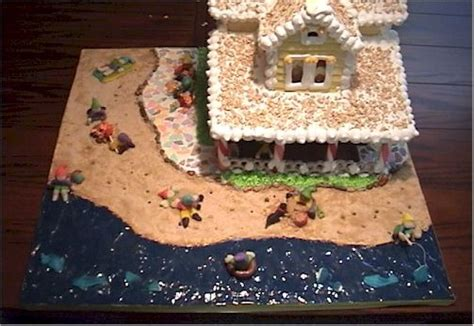 gingerbread beach house 17 best images about gingerbread house on pinterest rope