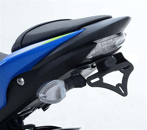 gsx s1000 light r g racing新型gsx s1000 absフェンダーレスキット発売 バイクブロス マガジンズ