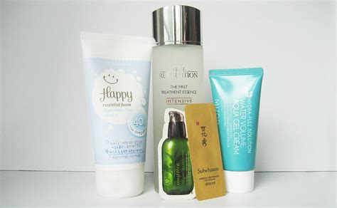 best european skin care products my current korean skin care routine morning only products