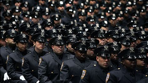 How Many Officers In The Us by How The Nypd Turned Itself Into A Cia