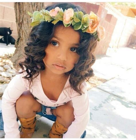Wedding Hairstyles For American Toddlers by Hair Accessory Flowers Flowers Curly Hair Skirt