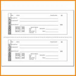 6 free printable receipts budget template