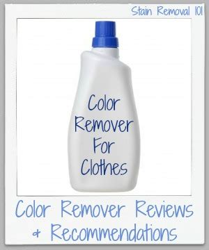how to remove color bleed stains from clothes color remover to get bleeding dye stains out of clothes