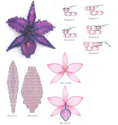how to make beaded flowers 17 best images about bead flowers on flower