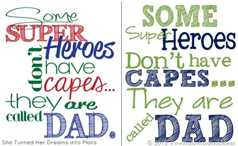 printable dad quotes ginger snap crafts over 30 last minute gift ideas