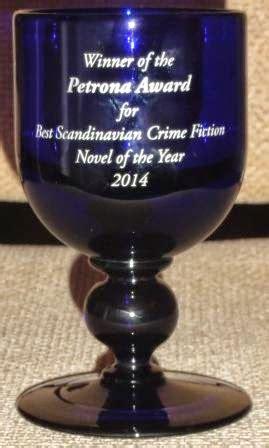 crime petrona award 2015 winner announced