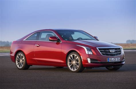 2019 Cadillac Ats Coupe by 2019 Cadillac Ats Coupe Four Fewer Colors One Less