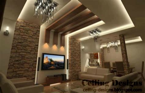 Living Ceiling Design Living Room Ceiling Design Ideas