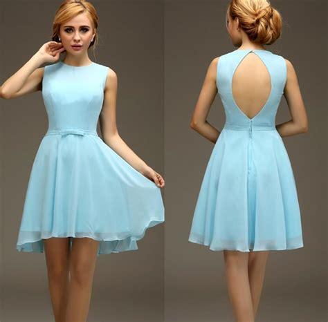 light blue bridesmaid dresses short image gallery light blue bridesmaid dresses