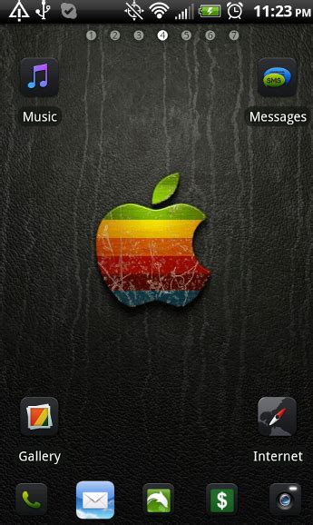 android themes on iphone 6 cool iphone themes for your android phone