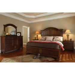 king bedroom sets image: carolina preserves  piece cal king bedroom set