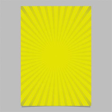 sun rays template geometric gradient abstract sun rays brochure cover