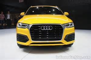 Audi South South Africa Audi Q3 Facelift Launched Indian Launch Soon