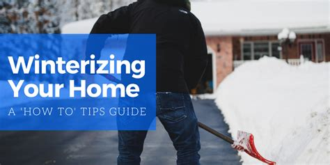 winterizing your home diy tips for plumbing windows and