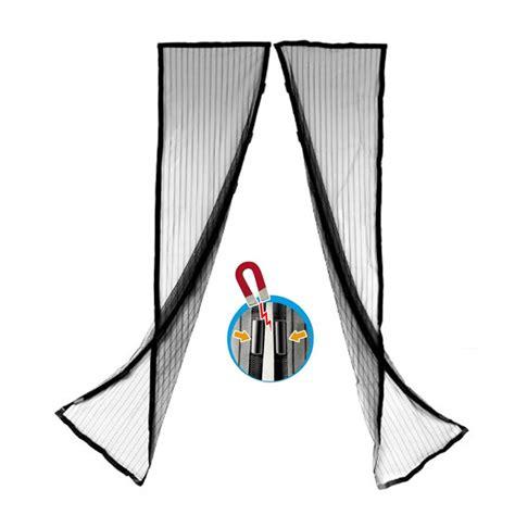 tenda zanzariera magnetica zanzariera magnetica tenda 120x240 con calamita porta finestra