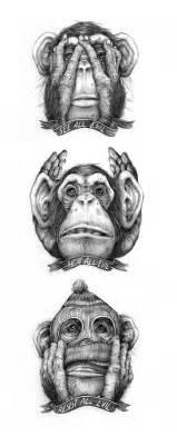 gangster pencil drawings pencil drawings of gangster monkeys pencil paper draw