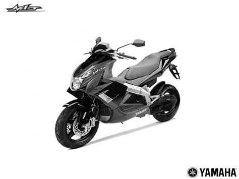 Lu Yamaha Mio always in front of yamaha mio always in front of