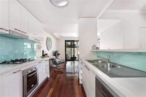 white galley kitchen ideas 35 beautiful white kitchen designs with pictures
