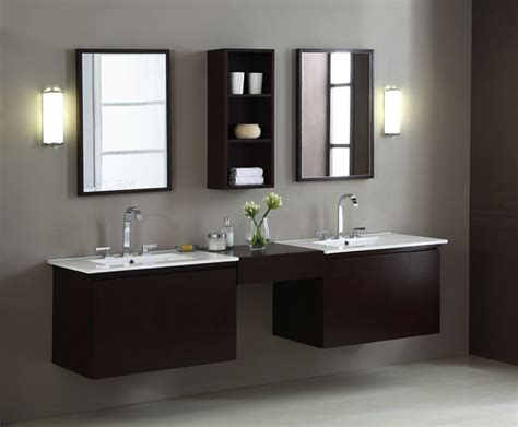 Vanity Cabinets by Modular Bathroom Vanities Modern Bathroom Los