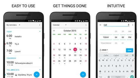 10 best reminder apps for android android authority - Android Reminder App
