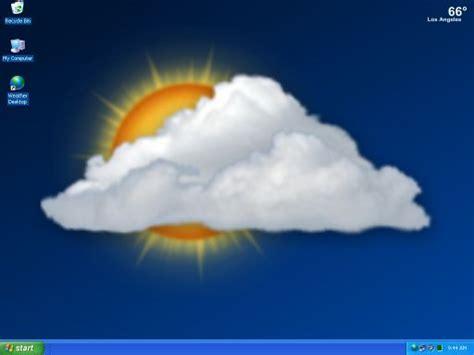 Desk Top Weather by Desktop Weather