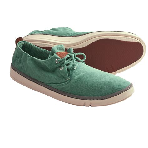 timberland earthkeepers hookset oxford shoes canvas for