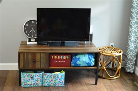 toy storage in living room a switch in time a new living room clock loving here